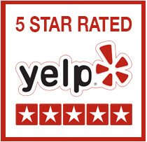 Read Our Reviews & Rate Us On Yelp